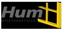 HUM-Fensterbau Logo